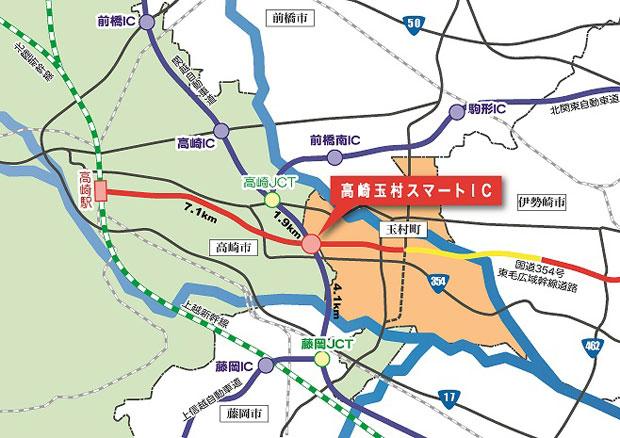 設置位置図・平面図 | 高崎市